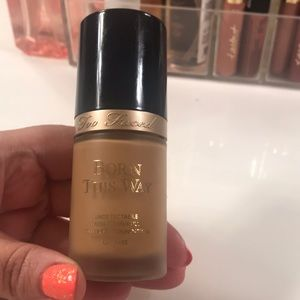 Too Faced Born This Way foundation-natural beige